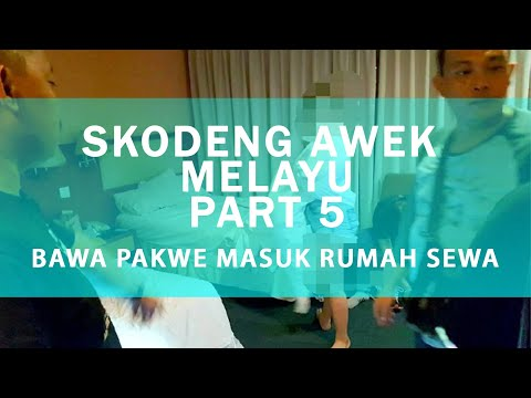 Edisi Skodeng 5: Depan Rumah Aku..