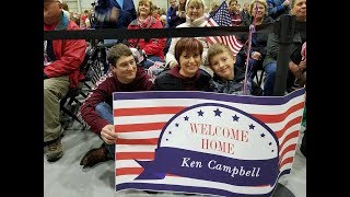 Twin Tiers Honor Flight -  Mission 7 Homecoming