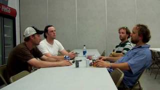 Delfest 2010: Greensky Bluegrass Interview