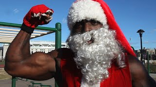 Super Street Workout - Merry Christmas Workout!!! - with Prophecy Workout
