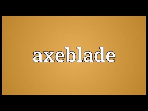 Header of Axeblade