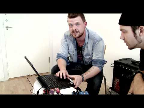 Michael 'Padge' Paget of Bullet For My Valentine Creates a TonePrint for Flashback Delay