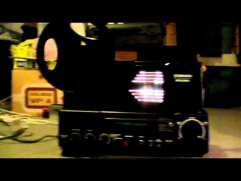 Chinon SP-330 Super 8 Sound projector