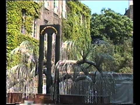 HOLOCAUST MEMORIAL BUDAPEST HUNGARY