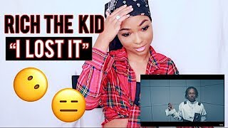 First Reaction To Rich The Kid 34 Lost It 34 Ft Quavo Offset Music Audio Diamond Ariza