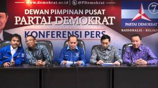 STATEMEN POLITIK PARTAI DEMOKRAT DALAM PILPRES 2014