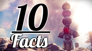 Destiny: Top 10 Facts - Cosmodrome