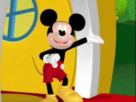 Loquendo - Mirando la television (La casa de mickey mouse)