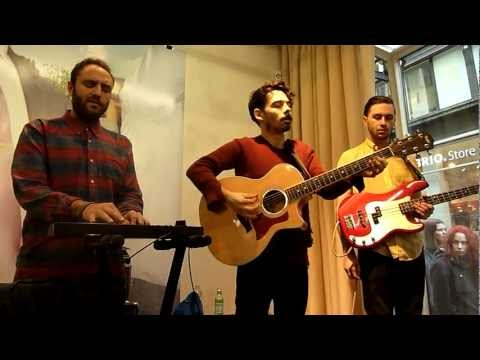 Local Natives - Colombia (Acoustic at Our Legacy, Stockholm - Feb 23rd 2013)