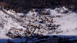 Notte Dakar: neve chiama sabbia, secondo episodio, La Thuile Valle d'Aosta 2016