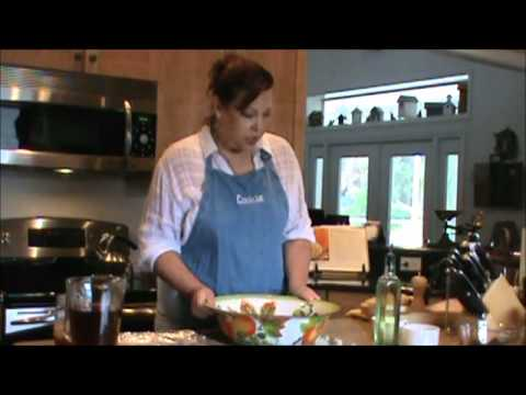 Syrup and Biscuits in Kitchen, Vol 6:  Oven Roasted Chicken Wings.wmv