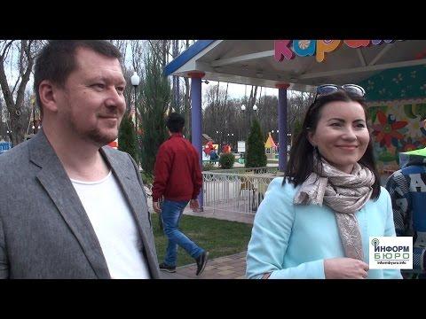 Безвизовый режим для граждан Украины: мнение харьковчан