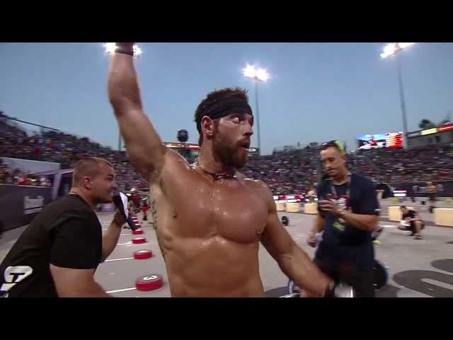 2012 CrossFit Games - CrossFit Games Summary