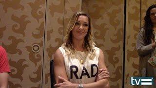 Katie Cassidy Interview - Arrow Season 4