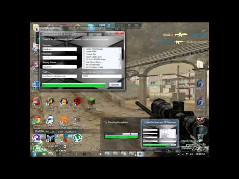 Crossfire ZP/Gun Generator (UPDATED!) [7-23-12]