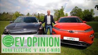 Kona Electric v E-Niro | Which is better?