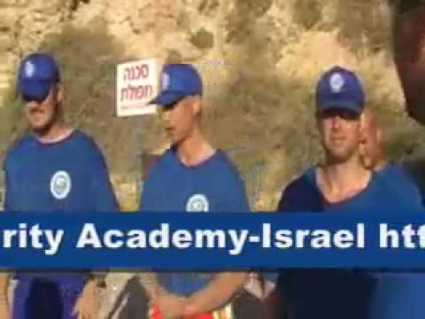 Bodyguard Training in Israel Image 1