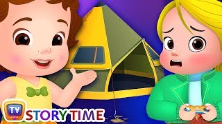 The Happy Fort - ChuChuTV Storytime Good Habits Bedtime Stories for Kids