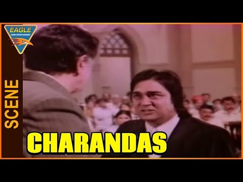 Charandas Hindi Movie || Lawyer Asking About Om Prakash || Eagle Entertainment Official