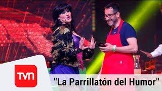 """¡A reír con """"La Parrillatón del Humor""""!   Teletón 2017"""