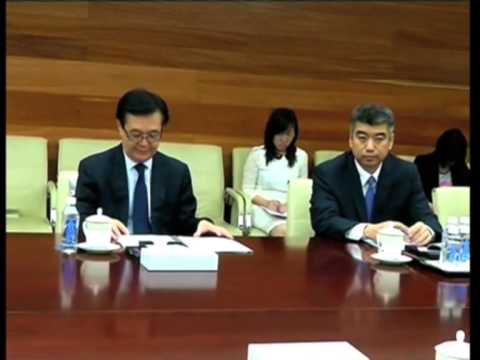 01 July 2014 - India's Trade Minister asks for bigger investment from China