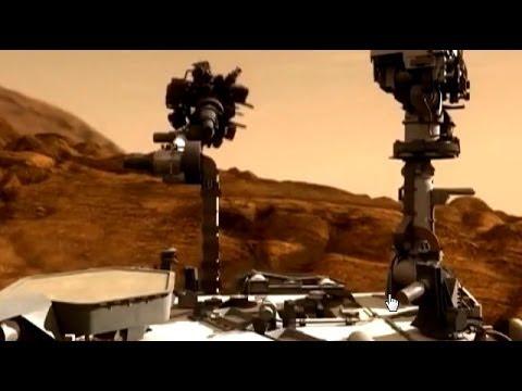 Марс.. Что обнаружил марсоход??? Смотреть срочно!!!
