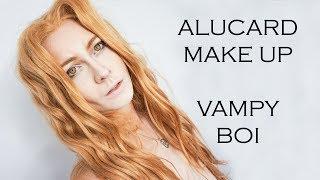 Castlevania: Alucard Makeup