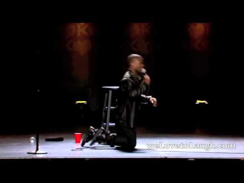 Kevin Hart - How Shaq Falls (seriously Funny) video
