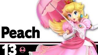 13: Peach – Super Smash Bros. Ultimate