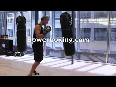 Heavy Bag Training for Beginners Image 1