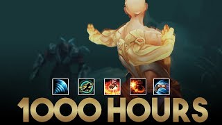 What 1000 Hours of Lee Sin Experience Looks Like - League of Legends