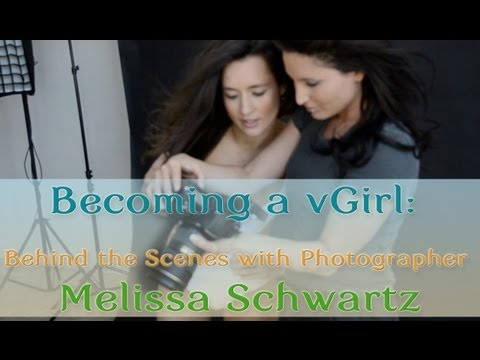 Becoming a vGirl: Behind the Scenes with Vegan Photographer Melissa Schwartz