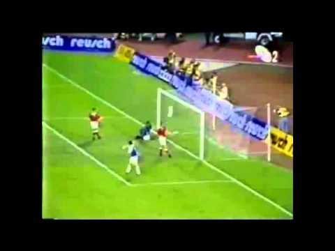 Yugoslavia - Malta 6:0 (1996) (the last three goals missing!)