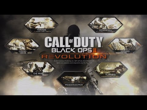Revolution DLC de Black Ops 2 | Mi opinion y expectativas
