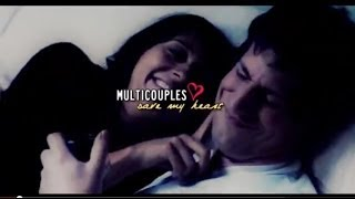 multicouples | save my heart (with nessa007productions)