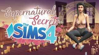 Dark Magic | Sims 4 Supernatural Secrets | Ep. 1