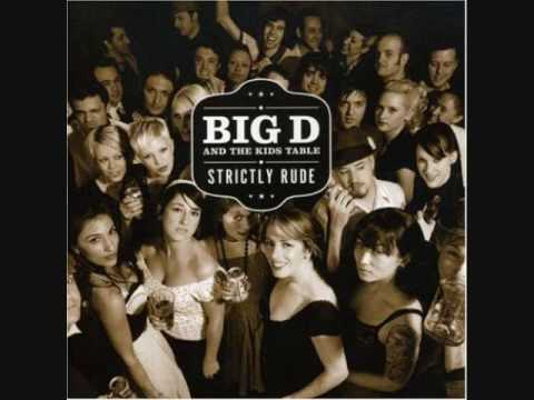 Big D And The Kids Table - Hey