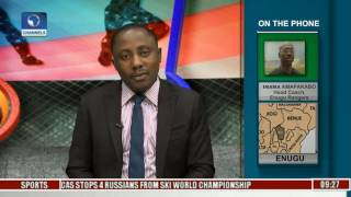 Sports This Morning: Analysing NPFL 2016/17 Games,Results