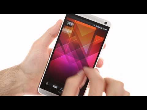 HTC One Max: User Interface