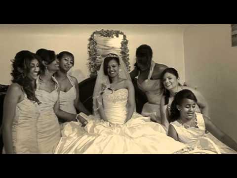 Girma and searet wedding