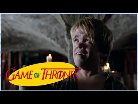 Game of Thrones as a Seinfeld Sitcom - Episode #3