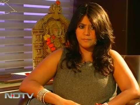 In conversation with Ekta Kapoor