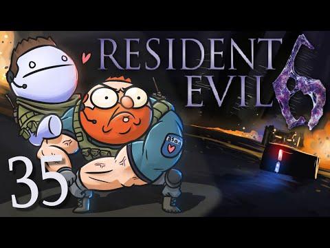 Resident Evil 6 /w Cry! [Part 35] - Armegeddon