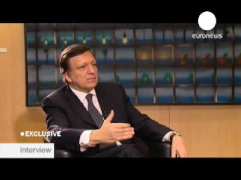 """Barroso: """"In Europa le persone si aspettano molto dalla presidenza di Obama""""."""