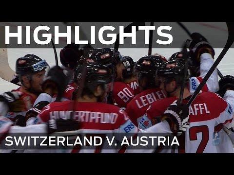 Komarek shootout hero for Austria | #IIHFWorlds 2015