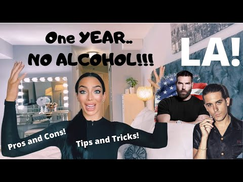 Story Time: 1 year alcohol free! why I quit drinking for a year!