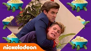 Ray is Henry & Charlotte's New Dad?! 👨‍👧‍👦 | Henry Danger | Nick