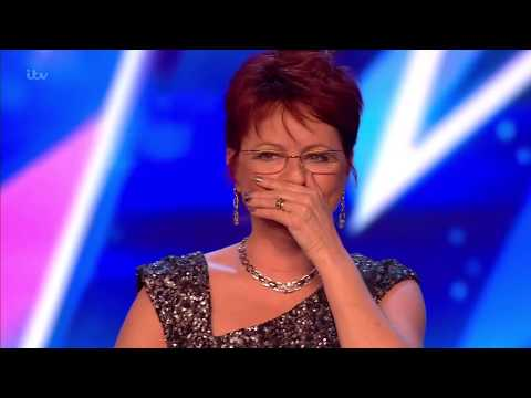 David Takes Off His Pants For This Audition!   Week 7   Britain's Got Talent 2017