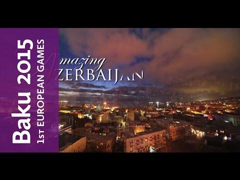 Baku European Games 2015 welcome to amazing Azerbaijan!