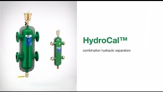 HydroCal™- Hydraulic Separators and Combination Air, Dirt and Hydraulic Separators